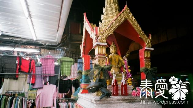 Ramkhamhaeng夜市
