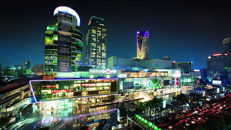 Central World Re-Opening