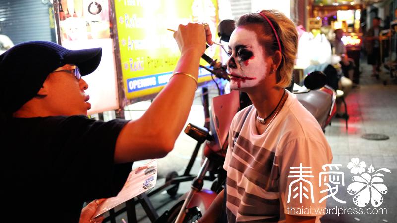 Halloween@Khao San