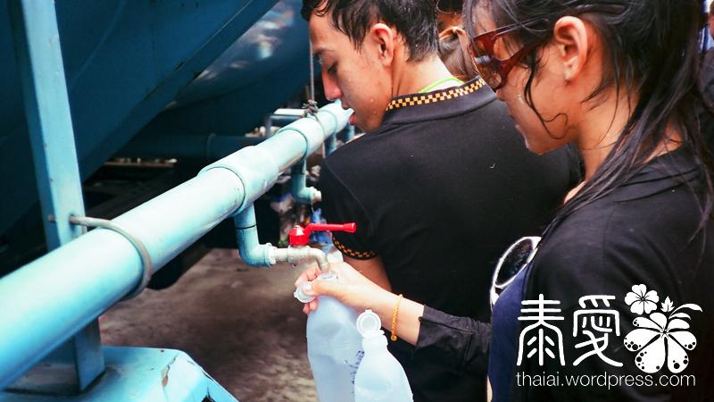 SongKran@KhaoSan Rd 2011