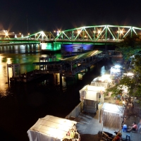 向記憶出發-Memorial Bridge & Saphan Phut Night Market