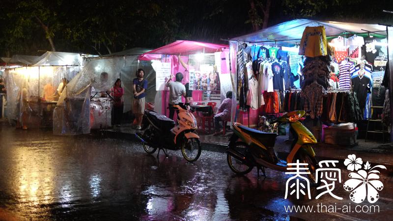 再向記憶走-Saphan Phut Night Market (2)  Kenseis Blog《泰愛》