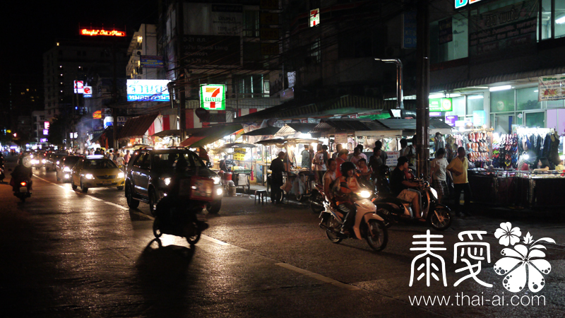 Night Market@Ramkhamhaeng Soi 24