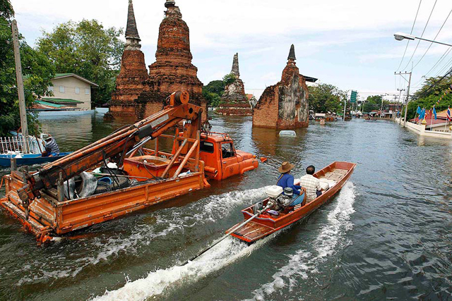 Thai Flood 2011