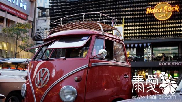 Siam Square X'MAS 2011