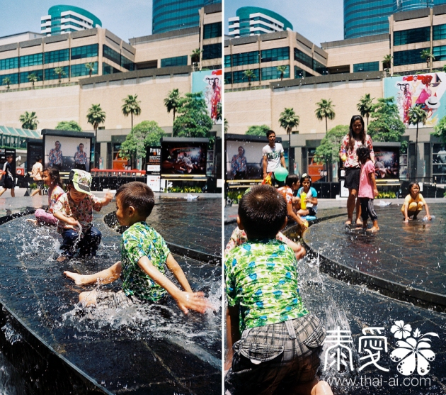 2012 SongKran@Central World