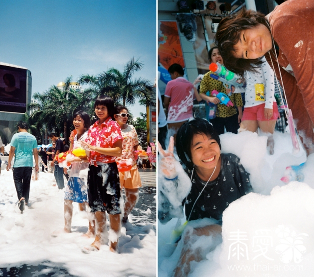 2012 SongKran@Central World