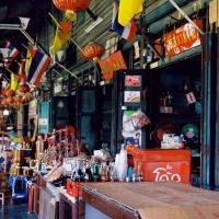 Klong Suan百年市場(ตลาดคลองสวน 100 ปี)Part 1