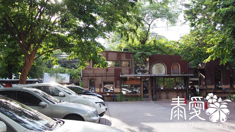 連同UN FASHION CAFE,形成了一個消閒小衽社區,環境真是很有日本感覺